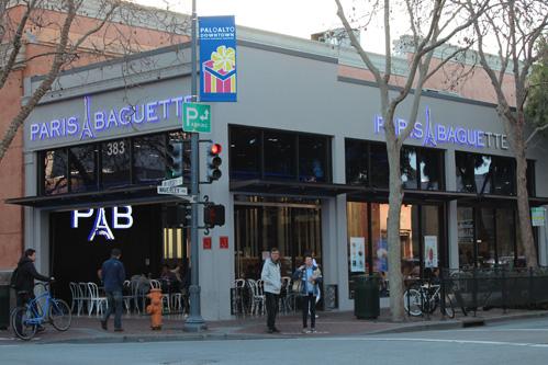 University Avenue In Silicon Valley